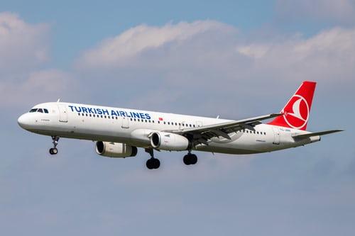 Türk Hava Yolları 11 ayda 69 Milyon yolcu taşıdı