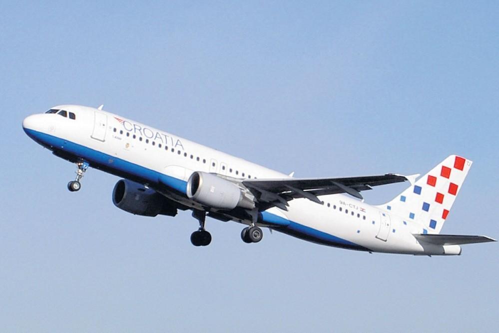 Aegean Airlines, Croatia Airlines için ön teklif verdi.