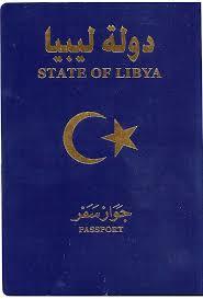 libya pasaport