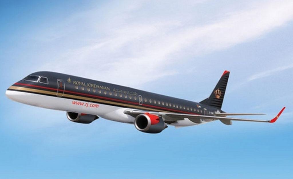 Royal Jordanian Amman -Antalya uçuşlarına başlıyor.