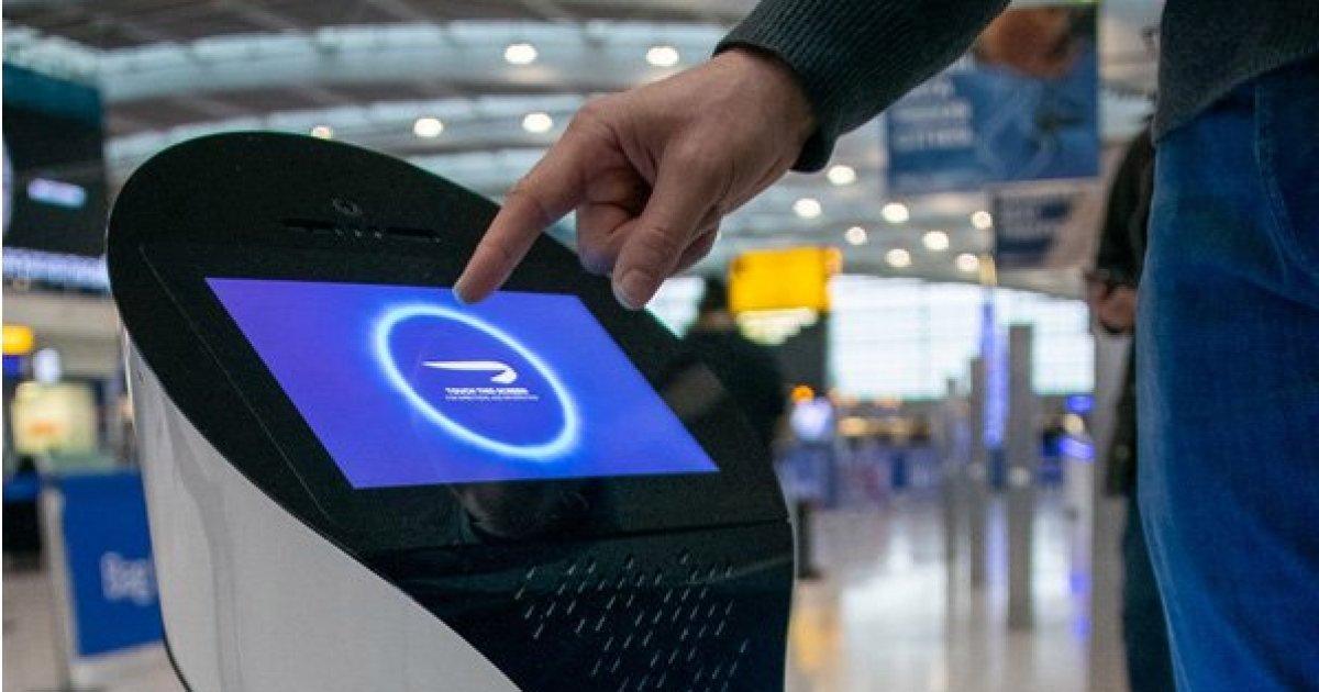 British Airways, Heathrow'da asistan robotları test edecek