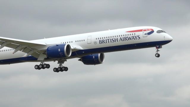 British Airways Çin uçuşlarını askıya aldı.