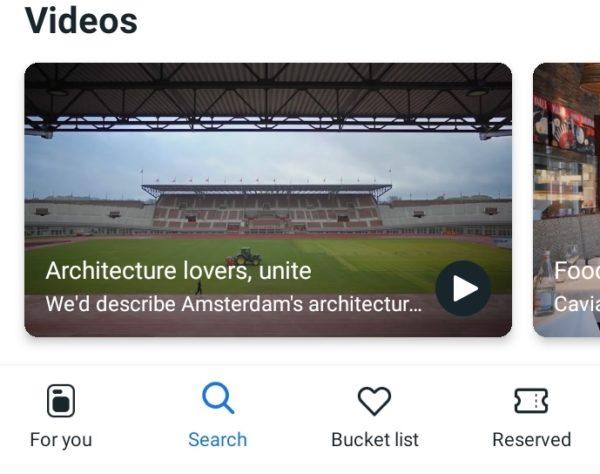 Booking.com'un yeni mobil uygulaması CityBook yayında