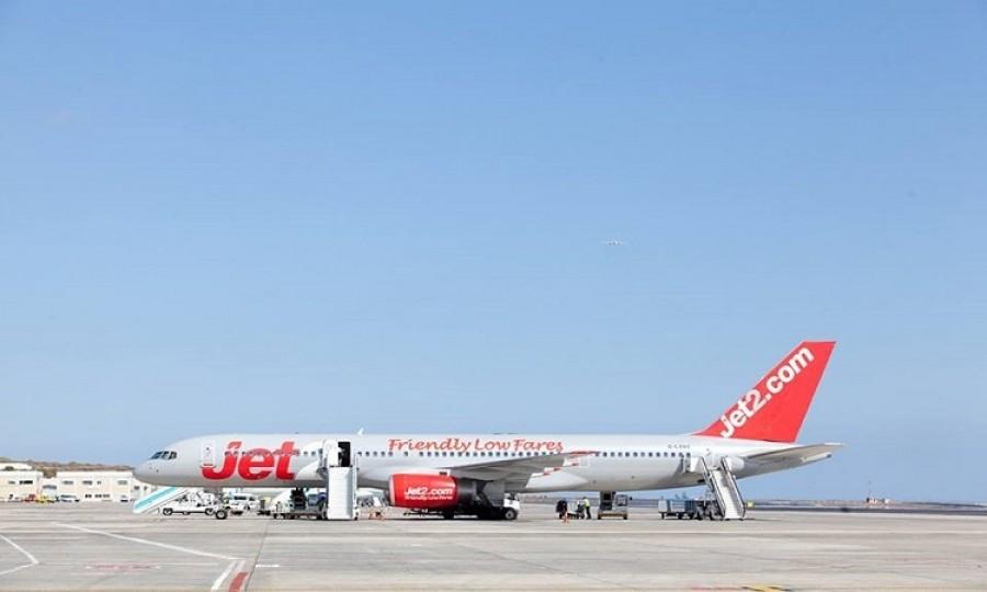Jet2 , Bodrum ve Dalaman seferlerini arttırıyor.