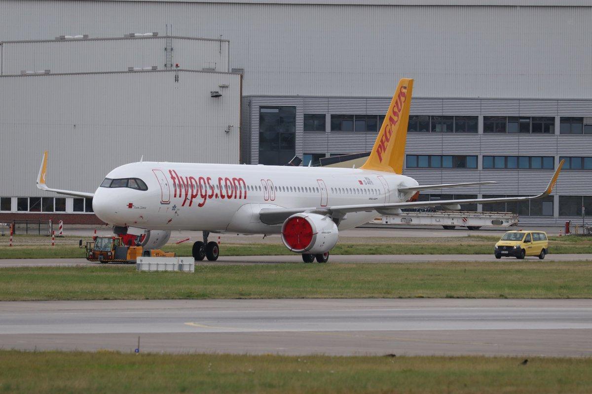 "Pegasus ikinci ""A321 Neo"" ya kavuştu."