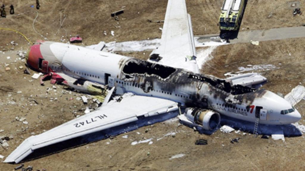2019'da uçak kazalarında 283 kişi öldü.