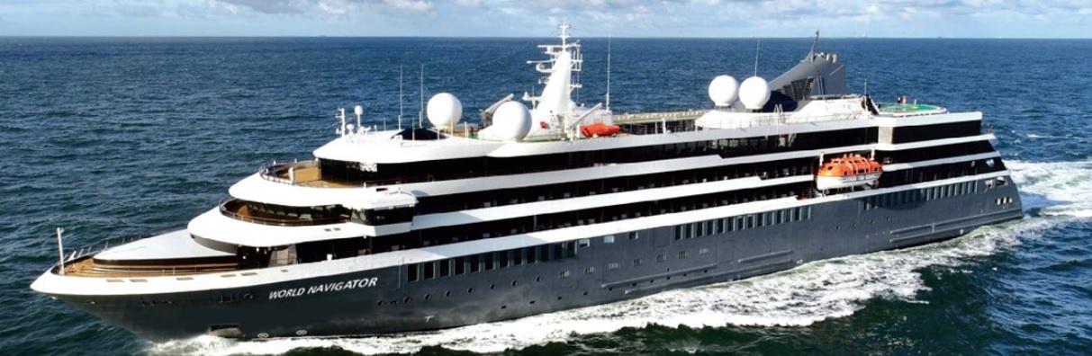 Atlas Ocean Voyages 2021 crusie programını tanıttı.Türk limanları da program da var.