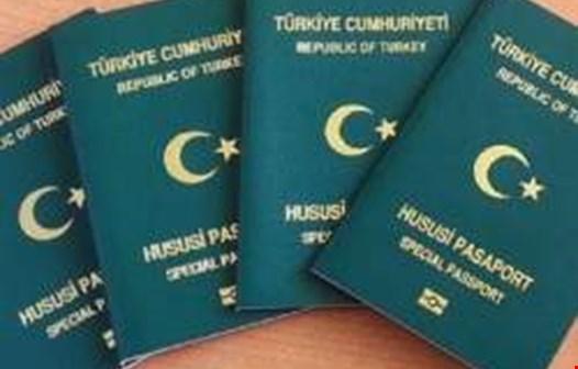 Kıdemli avukatlara yeşil pasaport