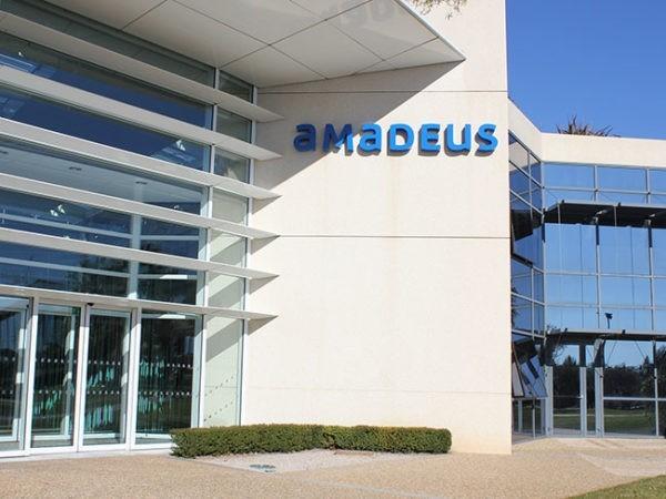Amadeus 2019'da %12,8 büyüdü.
