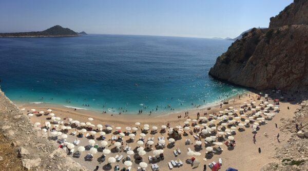 Kiev çıkışlı seyahatlerde Antalya bir numaralı destinasyon