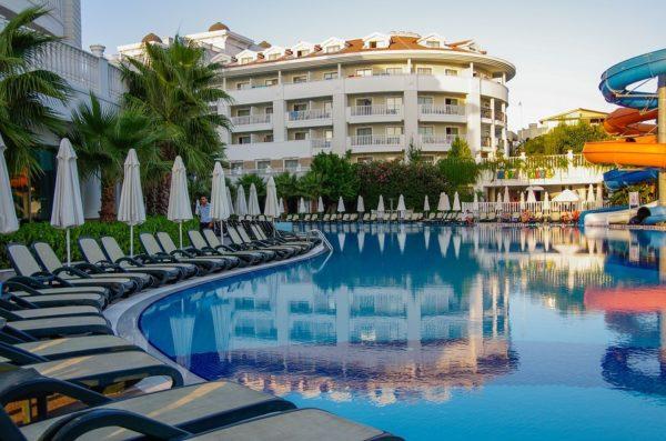 Türkiye'de 2019 yılı otel doluluk oranı: % 53,5 oldu.