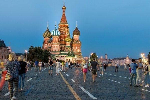 Rusya'ya kaç Türk turist gitti?