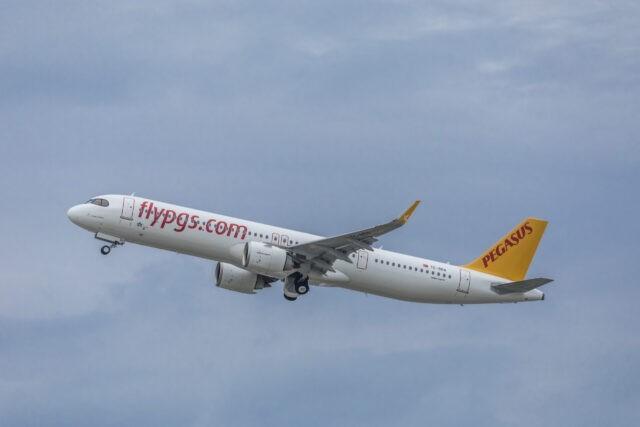 Pegasus Haziranda 1.78 Milyon Yolcu Taşıdı