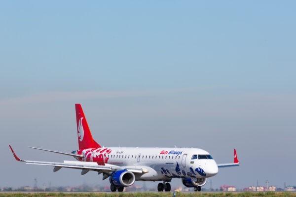 Azerbaycanlı Buta Airways Alanya uçuşlarını artırıyor