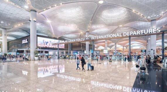 İstanbul Havalimanı'nın Yolcu Sayısı 100 Milyonu Geçti