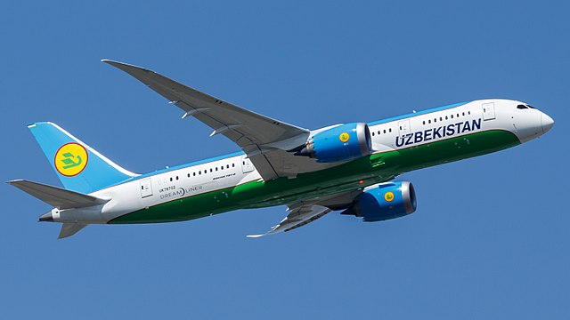 Özbekistan Havayolları Urgenç-İstanbul seferlerine başlıyor