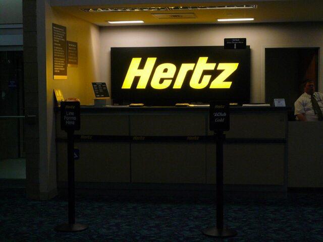 Hertz, iflas sürecinden çıkıyor