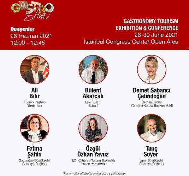Gastro Show 28 Haziran'da kapılarını açıyor