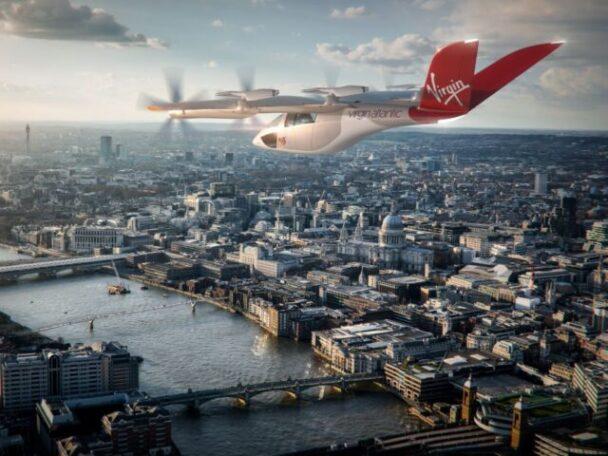 Uçan taksilere hava yollarından sipariş yağıyor