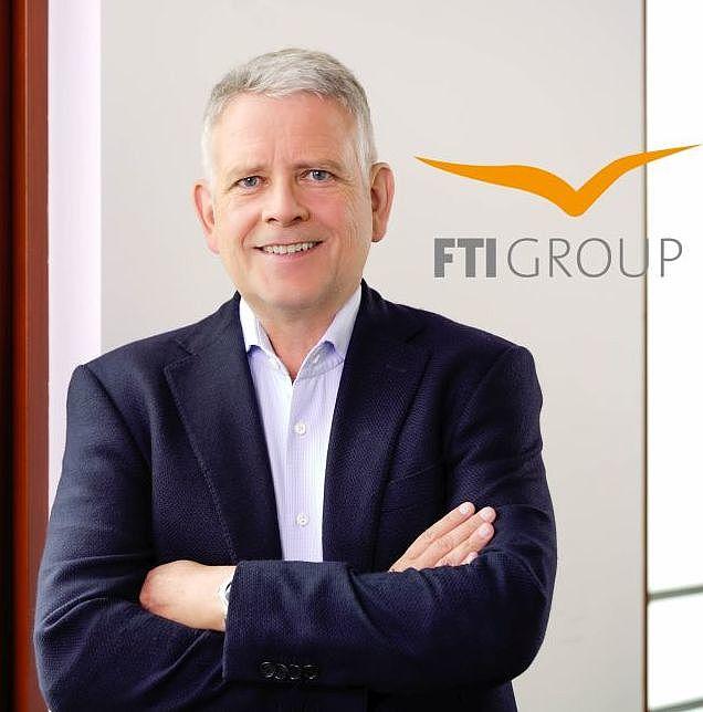 FTI Group logosunu değiştirdi