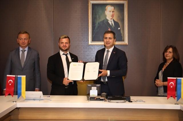 TÜRSAB ve Visit Ukraine arasında iş birliği protokolü imzalandı
