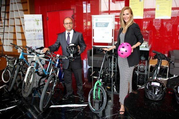 İzmir'in ilk Bisiklet Dostu Oteli Ramada Encore by Wyndham Oldu
