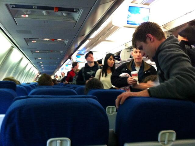 Sorunlu yolculara 1 Milyon Dolar Ceza Kesti