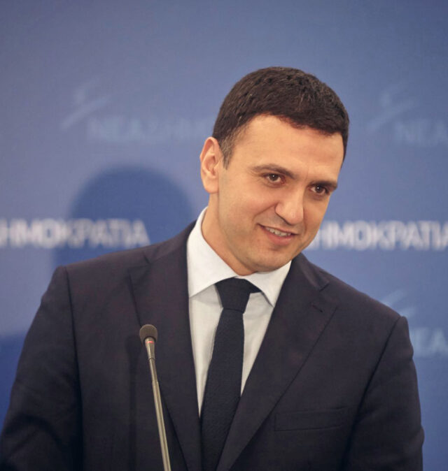 Yunanistan'da Turizm Bakanı Değişti