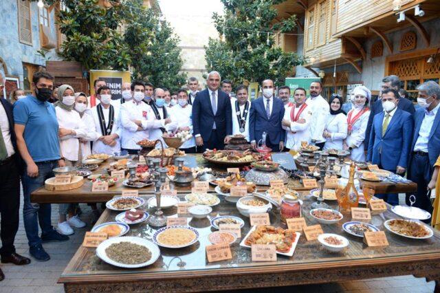 'Konya'yı tekrar turizmde marka bir şehir yapacağız'