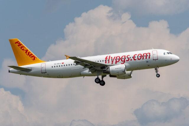 Pegasus 6 adet Airbus 321neo siparişi verdi