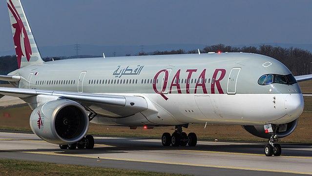 Qatar Airways filosundaki 13 adet A350'yi yere indirdi