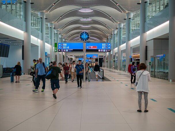 İstanbul en yoğun 4. uluslararası havalimanı oldu