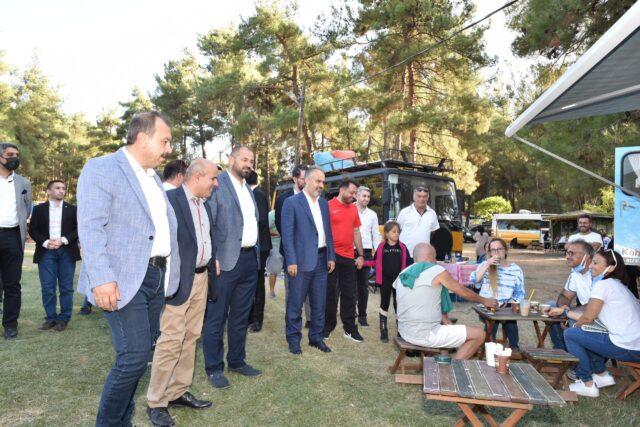 Bursa, Karavan Tutkunlarına Ev Sahipliği Yapıyor