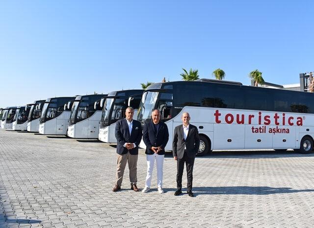 Diana Travel filosuna 7 otobüs daha ekledi