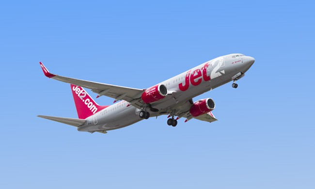 Jet2 Türkiye Uçuşlarına Bugün Başlıyor
