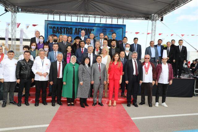 Gastro Afyon 3. Uluslararası Turizm ve Lezzet Festivali Başladı