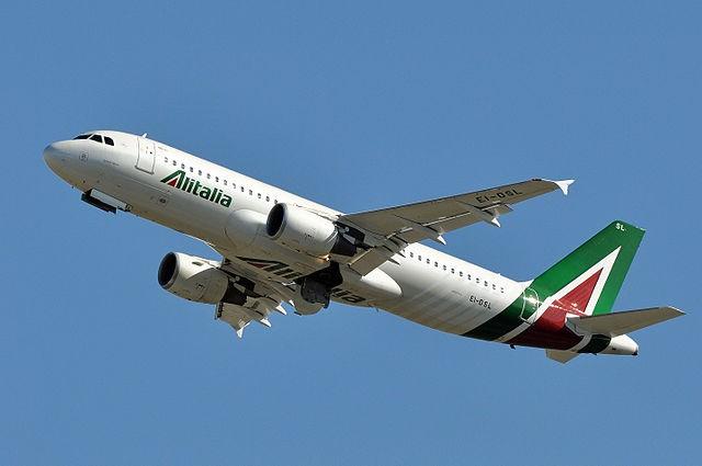 75 Yaşındaki Alitalia Bu Gece Göklere Veda Ediyor