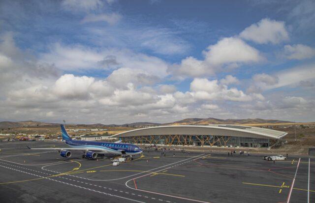Fuzuli Havalimanı Uluslararası Statü Aldı