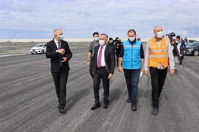 Rize-Artvin Havalimanında Aralıkta Test Uçuşları Yapılacak