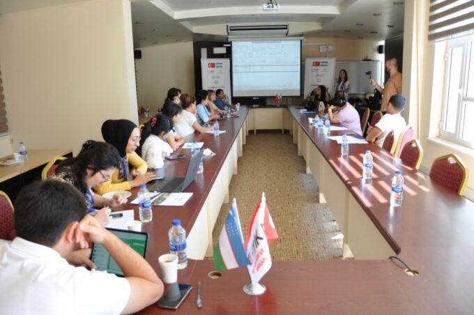 TİKA İşbirliğinde Özbekistanlı Turizm Uzmanlarına Eğitim